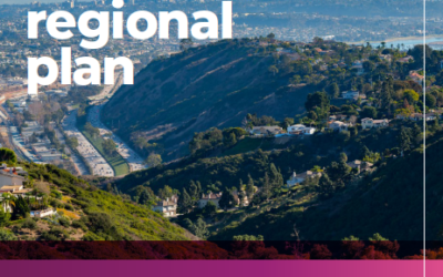 Regional Plan Draft Environmental Impact Report Out for Review